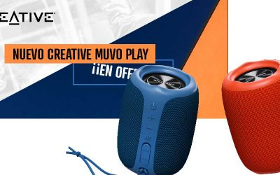 Oferta Creative Muvo Play en MCR