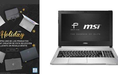 Novedad MSI Content Creation