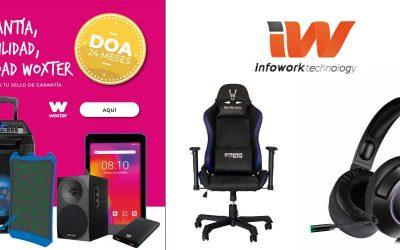 Garantía y fiabilidad con Woxter