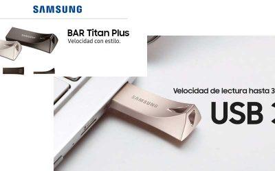 Samsung bar Titan Plus