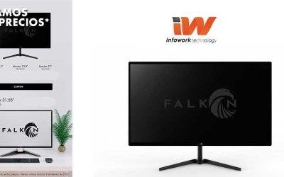 Monitor PC Falkon en oferta