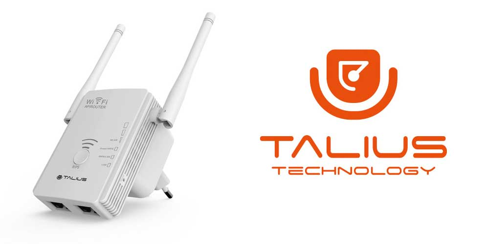 repetidor wifi talius promo