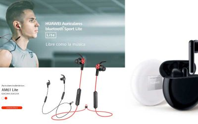 Huawei Freepods y Sport Lite