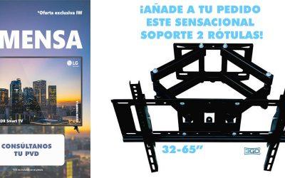 Súper precio para el TV LG 65″ en Infowork