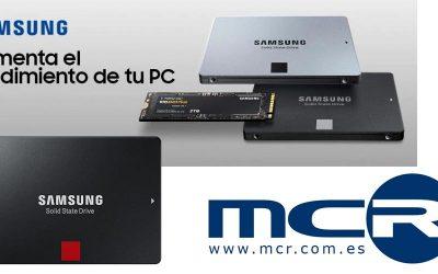 Aumenta el rendimiento de tu PC con Samsung