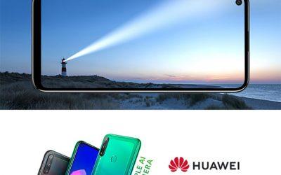 Creatividad con el Huawei P40 Lite