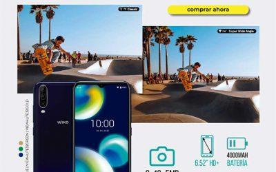 El mejor precio del Wiko 4 Lite para fotógrafos